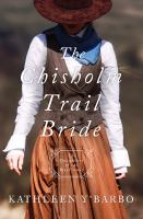 Cover image for The chisholm trail bride