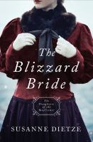 Cover image for The blizzard bride Daughters of the mayflower #11.