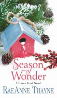 Cover image for Season of wonder. bk. 9 [large print] : Haven Point series