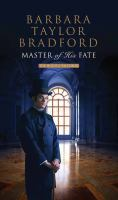 Cover image for Master of his fate. bk. 1 [large print] : House of Falconer series
