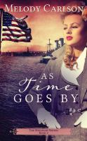 Cover image for As time goes by. bk. 2 [large print] : Mulligan sisters series