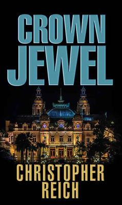 Cover image for Crown jewel. bk. 2 [large print] : Simon Riske series
