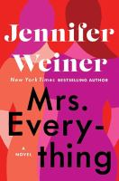 Cover image for Mrs. Everything [large print] : a novel
