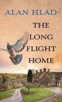 Imagen de portada para The long flight home [large print]