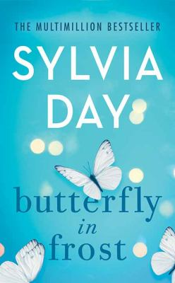 Cover image for Butterfly in frost [large print]