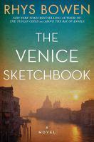 Imagen de portada para The Venice sketchbook [large print]