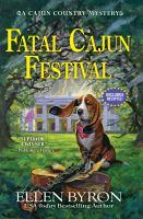 Cover image for Fatal cajun festival
