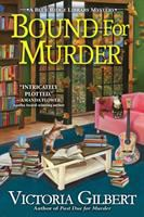 Cover image for Bound for murder. bk. 4 : Blue Ridge Library mystery series