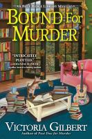 Cover image for Bound for murder