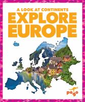 Cover image for Explore Europe