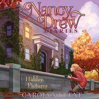Imagen de portada para Hidden pictures Nancy drew diaries, book 19.