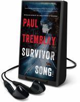 Imagen de portada para Survivor song [Playaway]