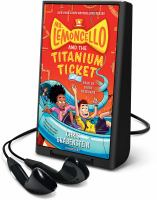 Cover image for Mr. Lemoncello and the titanium ticket. bk. 5 [Playaway] : Mr. Lemoncello's library series