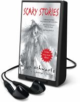 Imagen de portada para Scary stories to tell in the dark [Playaway] : three books to chill your bones