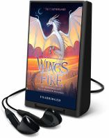 Cover image for The dangerous gift. bk. 14 [sound recording CD] : Wings of fire series