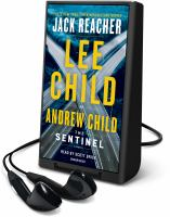 Cover image for The sentinel. bk. 25 [Playaway] : Jack Reacher series