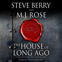 Cover image for The house of long ago. bk. 4 [sound recording CD] : Cassiopeia Vitt series