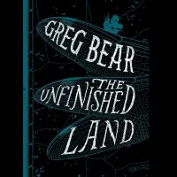 Cover image for The unfinished land [sound recording CD]