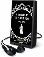 Imagen de portada para A journal of the plague year [Playaway]