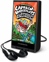 Cover image for Captain Underpants and the terrifying return of Tippy Tinkletrousers. bk. 9 [Playaway] : Adventures of Captain Underpants series