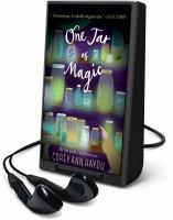 Imagen de portada para One jar of magic [Playaway]