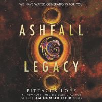 Cover image for Ashfall legacy [sound recording CD]