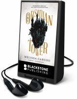 Cover image for The obsidian tower. bk. 1 [Playaway] : Rooks and ruin series