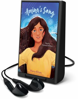Imagen de portada para Amina's song. bk. 2 [Playaway] : Amina's voice series