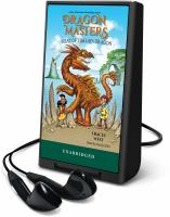 Cover image for Heat of the lava dragon. bk. 18 [Playaway] : Dragon masters series