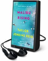 Imagen de portada para Malibu rising [Playaway]