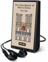 Imagen de portada para The hunchback of Notre Dame [Playaway]