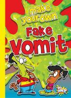 Imagen de portada para Make your own fake vomit