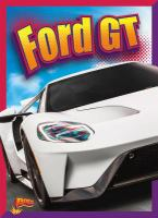 Cover image for Ford GT