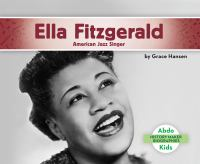 Cover image for Ella Fitzgerald : American jazz singer