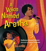 Cover image for A voice named Aretha