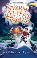 Cover image for The Storm keeper's island. bk. 1