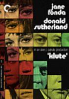 Imagen de portada para Klute [videorecording DVD]