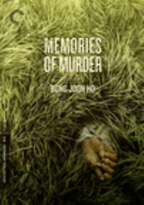 Imagen de portada para Memories of murder [videorecording DVD]