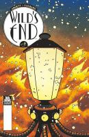 Cover image for Wild's end, issue 6