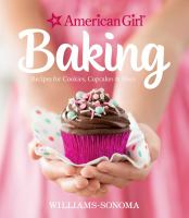Cover image for American Girl baking
