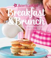 Cover image for American Girl breakfast & brunch