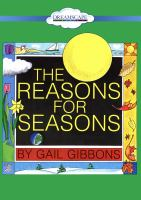 Cover image for The reasons for seasons [videorecording DVD]