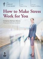 Cover image for How to make stress work for you