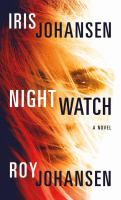 Cover image for Night watch [large print]