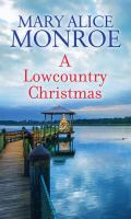 Cover image for A lowcountry Christmas. bk. 5 [large print] : Lowcountry Summer series