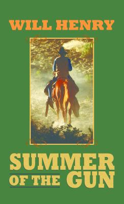 Cover image for Summer of the gun [large print]
