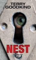 Cover image for Nest [large print]
