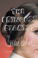 Cover image for The princess diarist [large print]