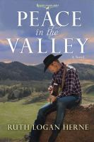 Cover image for Peace in the valley. bk. 3 [large print] : Double S Ranch series