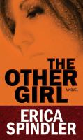 Cover image for The other girl [large print]